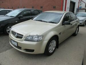 2007 Holden Commodore VE Omega Sandstone 4 Speed Automatic Sedan Tottenham Maribyrnong Area Preview