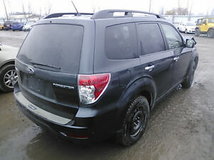 2010 SUBARU FORESTER LIMITED ** COMPLETE PART OUT ** GREY Kitchener / Waterloo Kitchener Area image 4