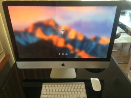 "Apple iMac 21.5"" UPGRADED :) high performance"