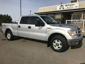2014 Ford F-150 XLT, CLEAN CARPROOF