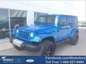 2015 Jeep WRANGLER UNLIMITED Sahara MUST SEE! $292.08 b/weekly.