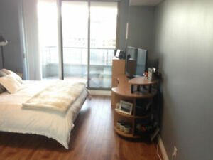 Bay and College Condo for Rent