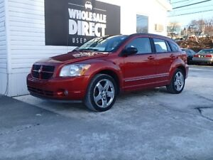 2009 Dodge Caliber HATCHBACK SXT 2.0 L