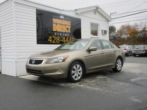 2008 Honda Accord SEDAN EX-L 2.4 L