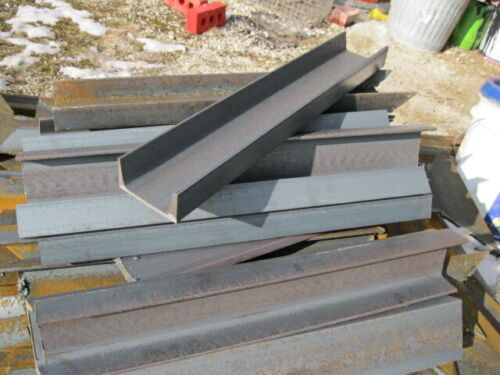 """4.1# 3in x 1.41in x 18in 0.17"""" Thick Web (3/16) Steel C Channel Iron 3""""x1.5""""x18"""""""