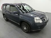 2010 Nissan X-Trail T31 MY10 ST (4x4) Blue 6 Speed Manual Wagon Fyshwick South Canberra Preview