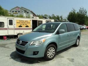 LEATHER 2009 Volkswagen Routan Highline! NEW MVI! 119 BI WEEKLY