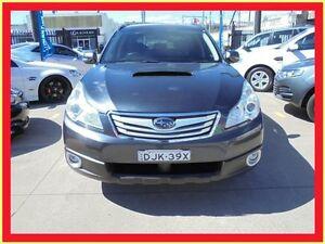 2010 Subaru Outback B5A MY10 2.0D Grey 6 Speed Manual Wagon Holroyd Parramatta Area Preview