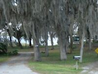 Fish camp / RV park , for sale Florida !