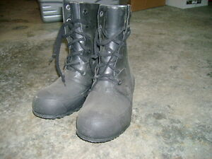 military arctic winter boots