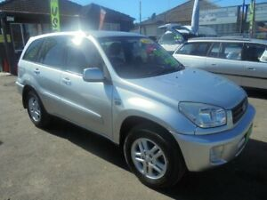 2003 Toyota RAV4 ACA20R Extreme Silver 4 Speed Automatic Wagon Punchbowl Canterbury Area Preview