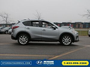 2014 Mazda CX-5 GT AWD NAV TOIT CUIR CAMERA MAGS West Island Greater Montréal image 11