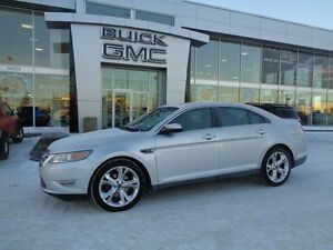 2010 Ford Taurus SHO - AWD! Sunroof, Leather
