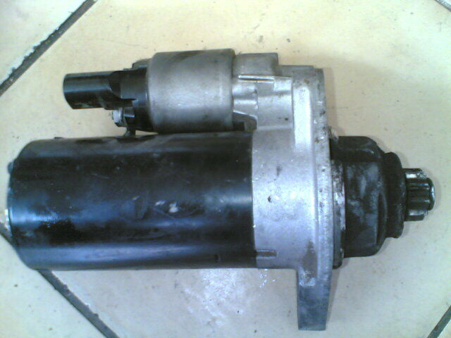 vw polo 1.9tdi 5speed starter