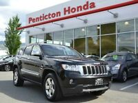 2011 Jeep Grand Cherokee Limited 4x4 w/ Panoramic Roof and Navig
