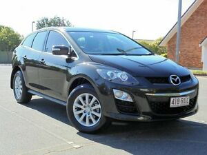 2011 Mazda CX-7 ER10L2 Classic Activematic Black 5 Speed Sports Automatic Wagon Chermside Brisbane North East Preview