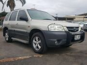 2005 Mazda Tribute MY2004 Classic Gold 4 Speed Automatic Wagon Enfield Port Adelaide Area Preview