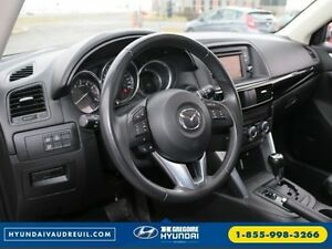 2014 Mazda CX-5 GT AWD NAV TOIT CUIR CAMERA MAGS West Island Greater Montréal image 12