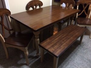 Perfect Condition Pier 1 Dining Set