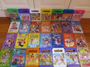 Hi-5 DVD Bundle 28 Titles!! Preloved in excellent as new cond South Yarra Stonnington Area Preview