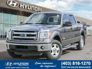 2014 Ford F-150 *ONE OWNER* *HIGHWAY KM's* *4WD, RUNNING BOARD,