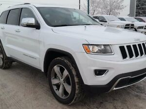2016 Jeep Grand Cherokee LIMITED*4X4*HEATED FRONT & REAR SEATS*N