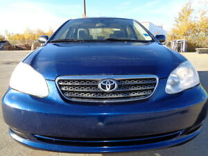 2007 Toyota Corolla CE SPORT - 5 SPEED--EXCELLENT SHAPE