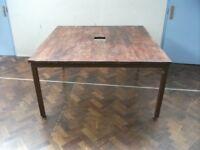 Workstation or work desk . Size : H=78cm , W=150cm , D=147cm