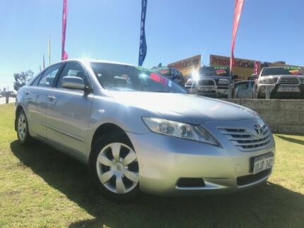 2007 Toyota Camry ACV40R Altise Silver 5 Speed Automatic Sedan Wangara Wanneroo Area Preview