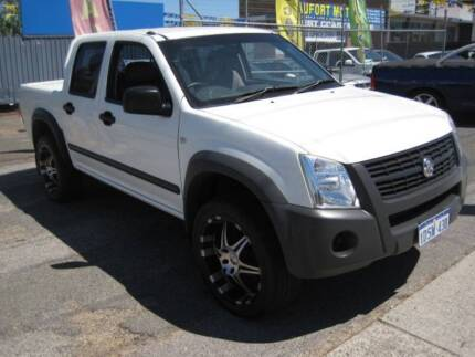 2007 Holden Rodeo Dual Cab V6 Bedford Bayswater Area Preview
