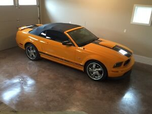 2007 Ford Mustang GT V8 - Stored Inside