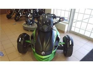 2013 CAN AM -SPYDER RSS