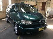 2004 Volkswagen Caravelle V6 Green Automatic Bus Georgetown Newcastle Area Preview