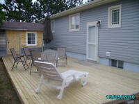 2 bedrooms in trinity area Moncton for rent!!! Heat & Power incl