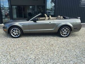 2005 Ford Mustang Bronze 5 Speed Manual Convertible Arundel Gold Coast City Preview