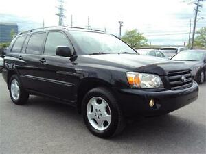 2005 Toyota Highlander LIMITED 7 PASS