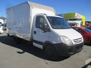 2007 Iveco Daily Pantech 50C18 White Truck 3.0l RWD Kedron Brisbane North East Preview