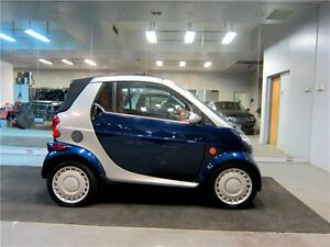 2005 SMART FOR TWO PASSION CONVERTIBLE (DIESEL) on Clearance!