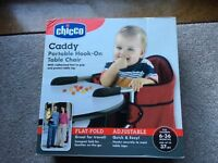 Chicco Travel Seat Caddy Hook-on Chair Table