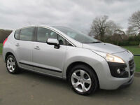 2012 (62) Peugeot 3008 Crossover 1.6HDi ( 112bhp ) Active ***FINANCE ARRANGED***