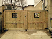 FENCE - ALL TYPES AVAILABLE