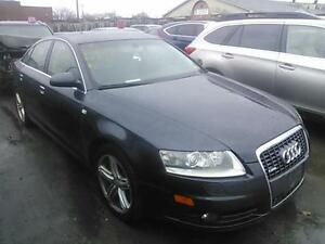 AUDI A6 (2005/2011 FOR PARTS PARTS ONLY)