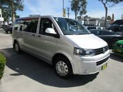2014 Volkswagen Caravelle T5 MY14 TDI340 Silver 7 SPORTS AUTOMATIC DUAL CLUTCH Wagon North Parramatta Parramatta Area Preview