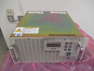 Adtec RF Generator, AX-2000EUII, AX-2000EU2-N, Plasma Technology, 2000W, 400680
