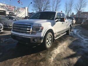 2013 Ford F-150 Lariat - 0% Financing OAC!