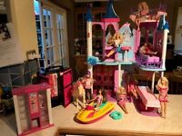 Amazing Barbie Collection For Sale!