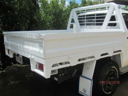 Wanted: Tray, Swap, Heavy Duty Steel Tray, for Dual Cab Hilux Alloy Tray