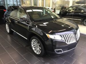 2013 Lincoln MKX Heated/Cooled Seats, Panoramic Roof, Heated Ste