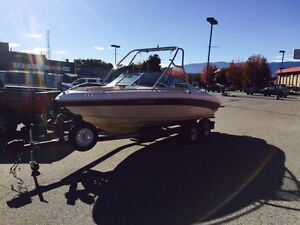 1997 SEARAY 190BR  ******EXCELLENT SHAPE*****