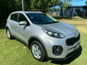 2017 Kia Sportage QL MY17 SI (FWD) Silver Automatic Wagon Bungalow Cairns City Preview